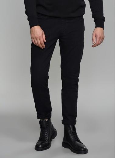 People By Fabrika 5 Cep Pantolon Siyah
